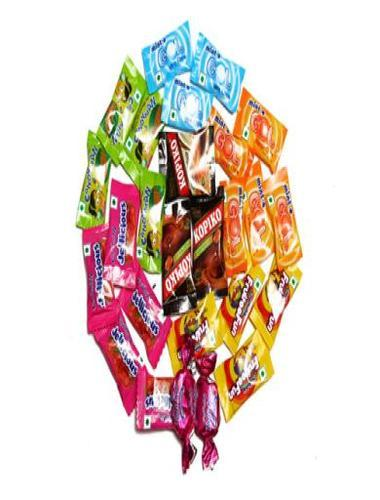 Multicolor Confectionery Packaging Material for Candy