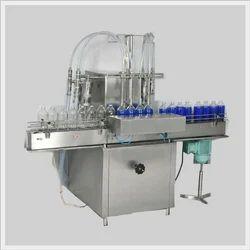 Bottle Oil  Filling Machine