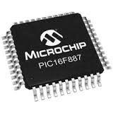 PIC16F887-I/PT Integrated Circuits