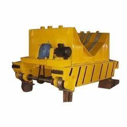 Hydraulic Mild Steel Transfer Car, For Industrial