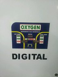 Medical Oxygen Control Panel Automatic