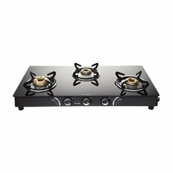 Three Knob Burner Gas Stove