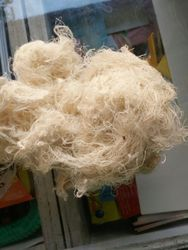 Plain White Cotton Yarn Waste Pure Cotton, GSM: depends upon quaity, Use: cleaning