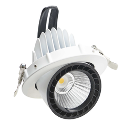 COB LED Down Light - Pull Out 15W COB LED Down Light with Philips ...