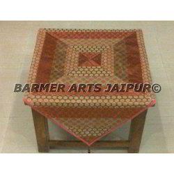 Table Cover Brocade Silk