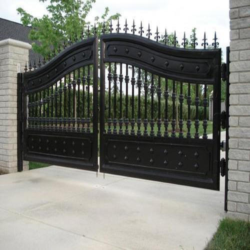 Sri Vishnu Fabricators Manufacturer Of Metal Gate