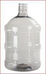 Plastic Transparent 10Ltr Bubble Top, For Water Storage, Capacity: 20L