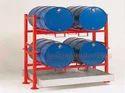 Double Barrel Rack