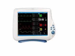 Multi Parameter Patient Monitor (Model No:-Aqua 12 Blue)