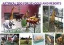 Artificial Zoo Animals Figure