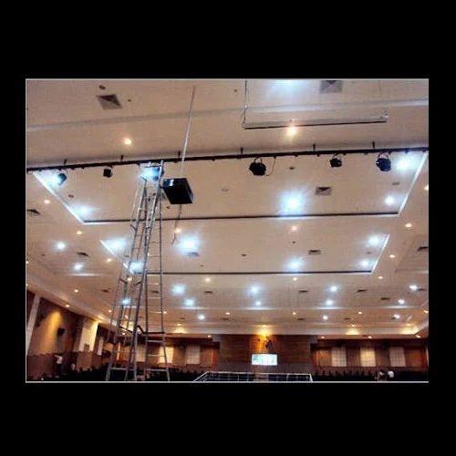 Lighting System Auditorium Stage Lighting System Manufacturer From Bengaluru