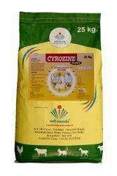 Cyrozine Premix For Flys