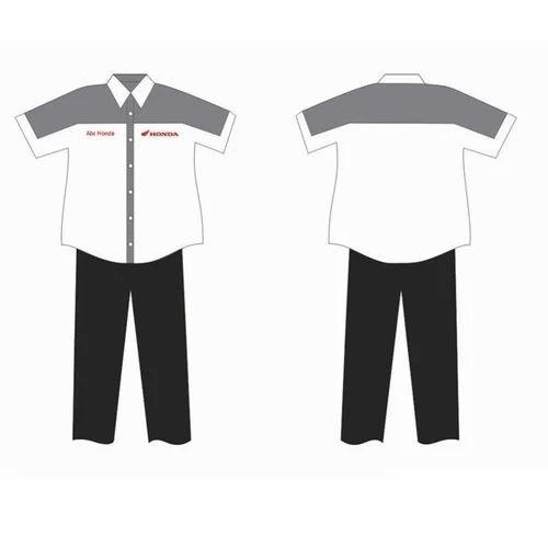 Automotive Uniforms - Honda Motocorp Uniform Manufacturer