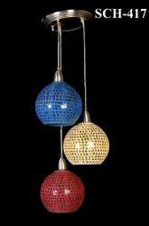Iron Hanging Lamp Light