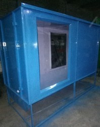 EVERSHINE Electrostatic Recovery Booth, Automation Grade: Semi-Automatic