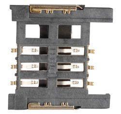 6 Pin Hinge Type Sim Card Holder at Rs 15 /piece | सिम कार्ड