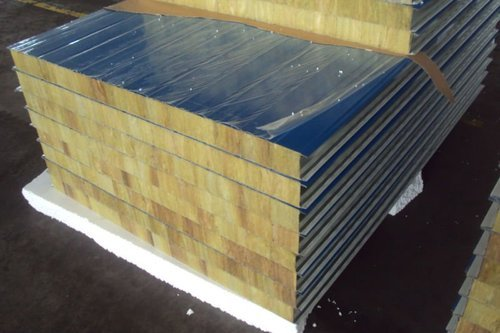 Rockwool Sandwich Panel - View Specifications & Details of ...