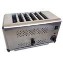 Six Slot Electric Toaster