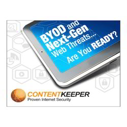 Content Keeper Antivirus Software