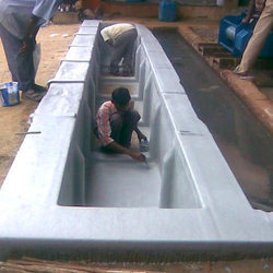 Frp Lining Frp Lining In Ms Tank Manufacturer From Ghaziabad