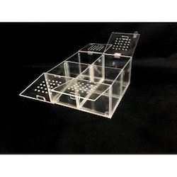 JIYA  Acrylic Partition Boxes