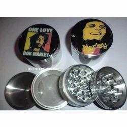 Bob Marley Tobacco Grinders