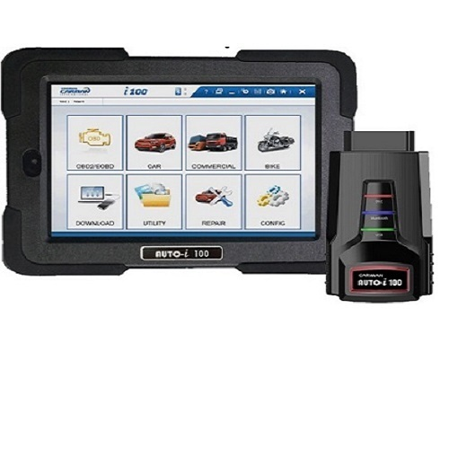 CARMAN Car Scanner - Carman Auto i100 Manufacturer from New Delhi