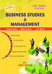 Business Studies & Management (First Year)