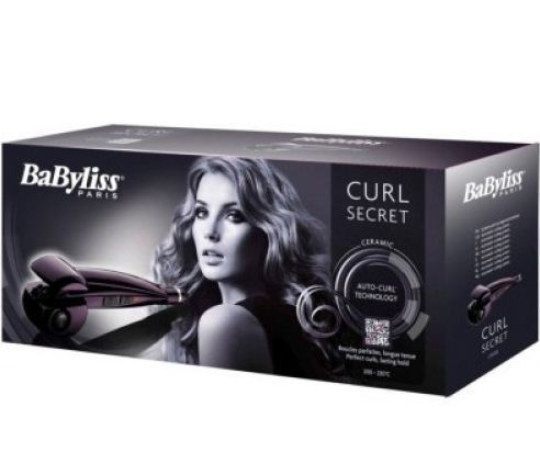Babyliss Curl Secret Hair Curler Review Babyliss Miracurl