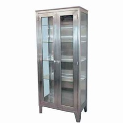 SS Kitchen Cupboards