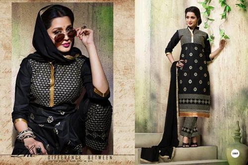 5fe8dfb9ca Salwar Kameez - Stlish Designer Lawn Keliza Vol-2 Dress Material ...