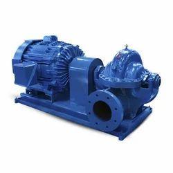 Steel Single Phase Horizontal Pumps, Voltage: 230 V