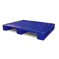 Popular Moulded Non Reversible 2-Way Entry Industrial Pallet
