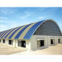 Prefabricated Godown Shed