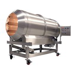 Double Flavoring Roasting Machine