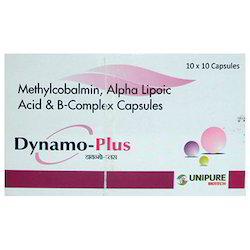 Methylcobalamin Alpha Lipoic Acid B Complex Capsules
