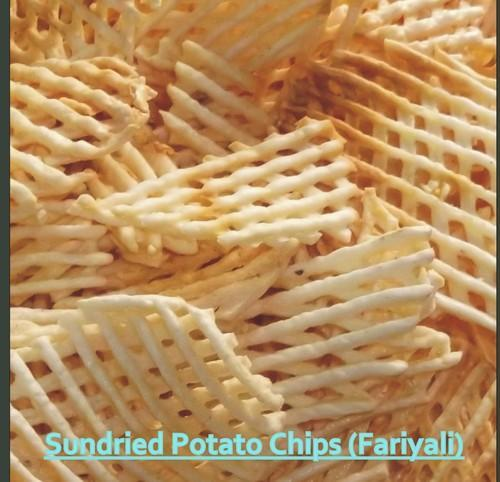 Farali And Regular Potato Chips