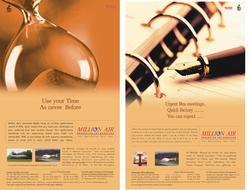 Company Magazine Designing Services