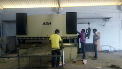 MS and SS Bending Service