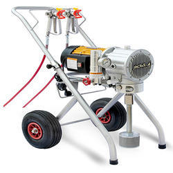 2 Guns Airless Paint Sprayer