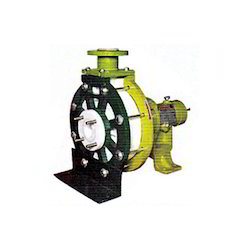 High Capacity Polypropylene Pumps