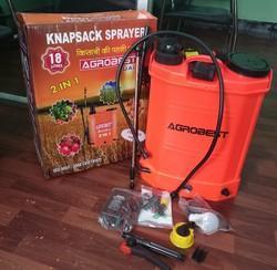 Agrobest Dual Brand 2 In 1 Knapsack Sprayer
