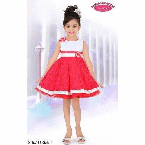 39f0ba076 Girls Designer Frocks at Rs 765  piece(s)