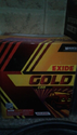 Exide Gold Battery