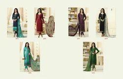 Vinay Crepe Salwar Suits