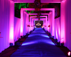 Tent Decoration Service For Wedding Party & Tent Decoration Services in India