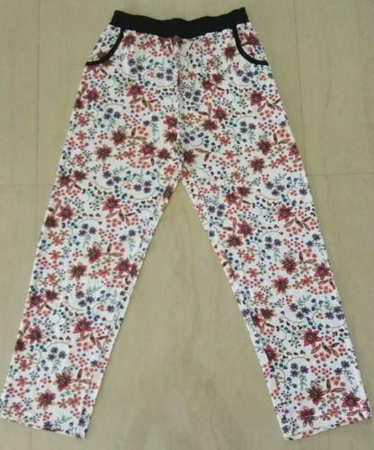 Ladies Night Pant With Pocket at Rs 110  piece  7cd2a63dc