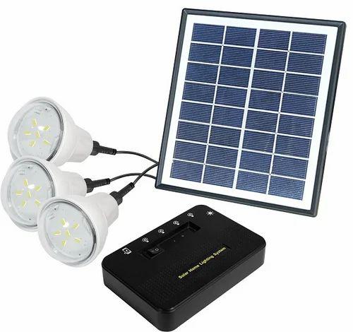 Led Solar Home Lighting Systems