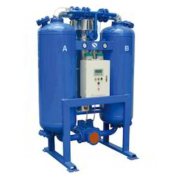 Compressed Heatless Air Dryer