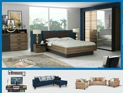 Modern Wooden Double Beds, Warranty: 3 Year